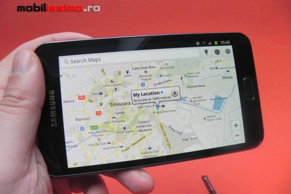 Samsung Galaxy Note N7000 - Galerie foto Mobilissimo.ro
