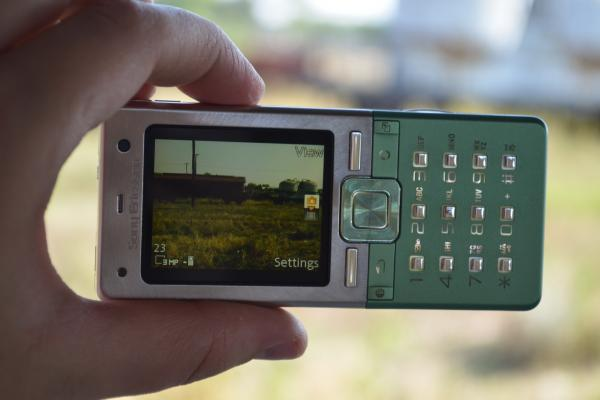 Sony Ericsson T650 - Fotografii Hands-On