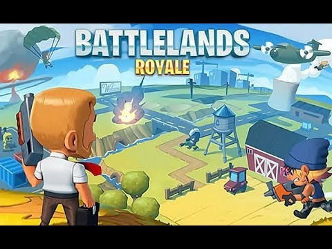 "Video-review/ gameplay joc ""Battlelands Royale"", prezentat pe Motorola Moto G6 Plus (Joc Android & iOS)"