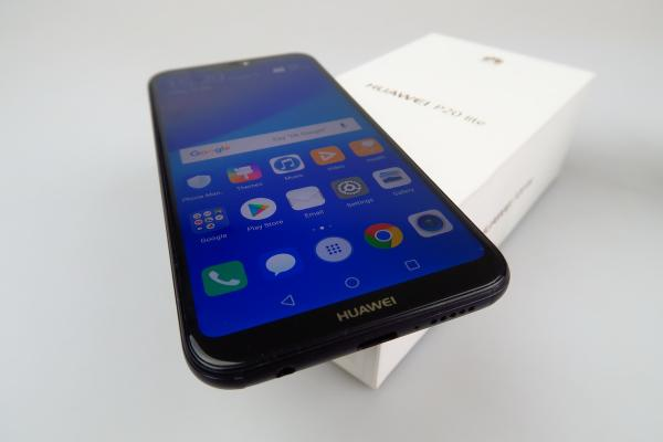 Huawei P20 Lite - Unboxing