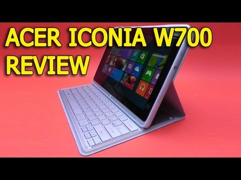 Acer Iconia W700 Review in Limba Romana  (Windows 8 Pro, Intel Core i5) - Mobilissimo.ro