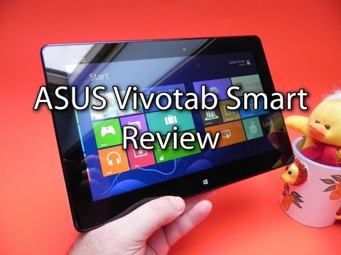 Asus Vivotab Smart review Full HD in limba romana - Mobilissimo.ro