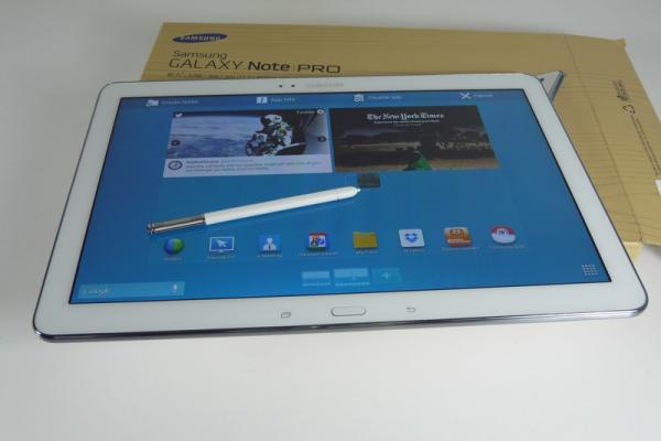 Samsung Galaxy Note Pro 12.2 - Unboxing
