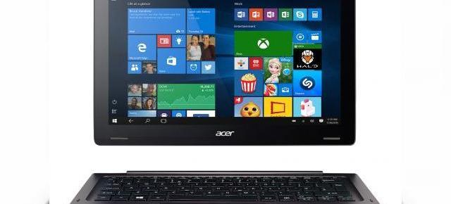 CES 2016  Acer anunţă hibridul tabletă-notebook premium 2 în 1 Aspire  Switch 12 63f4e1a997