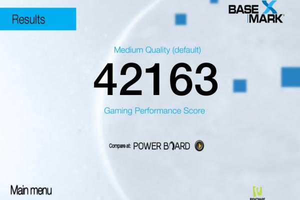 Apple iPad Air 2 - Benchmark-uri