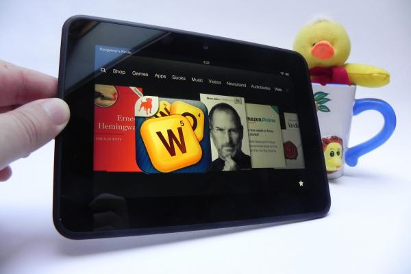 Amazon Kindle Fire HD - Galerie foto Mobilissimo.ro