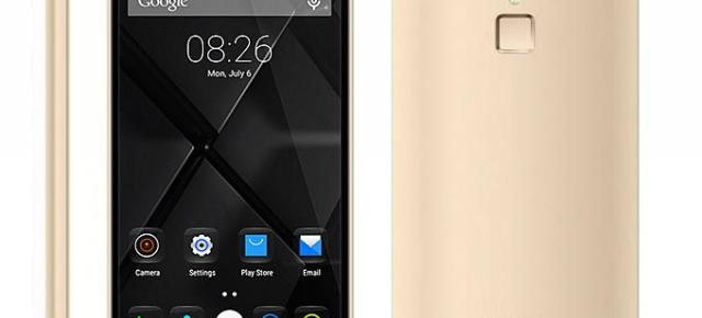 Doogee F5, smartphone cu 3 GB RAM, display FHD de 5.5 inch și scanner