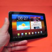 Review Samsung Galaxy Tab 7.7 - cea mai bună tableta Galaxy Tab, fără Îndoială! (Video)