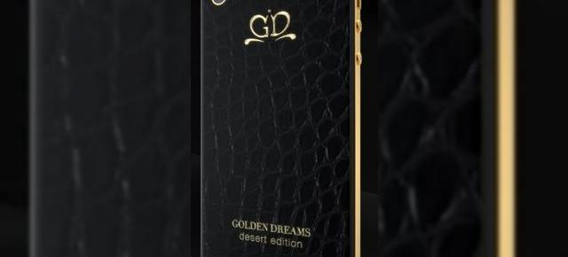Golden Dreams a pregătit un iPhone 4S de 64 GB Într-o ediție specială