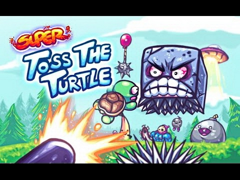 Video review joc Super Toss the Turtle, prezentat pe telefonul UMi Plus E (Joc Android)
