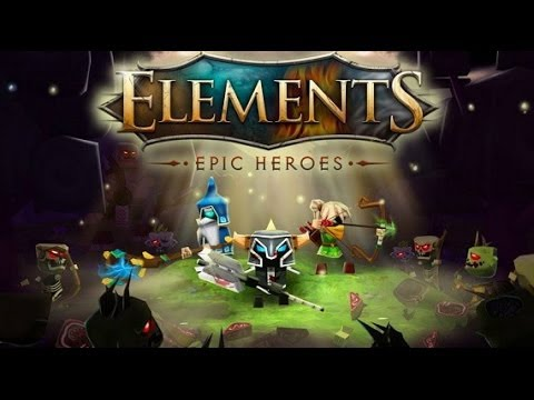 Elements Epic Heroes Review (HTC Desire 816/Jocuri Android) - Mobilissimo.ro