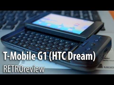 T-Mobile G1 (HTC Dream) RETROreview Mobilissimo.ro (Primul smartphone Android)